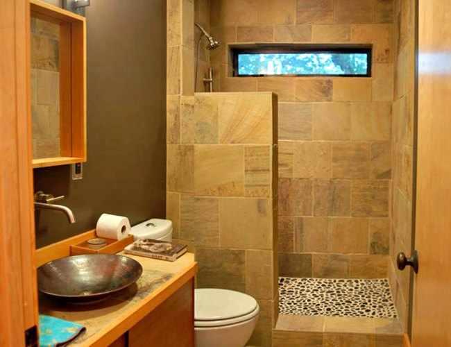 Ideas para cuartos de baño pequeños