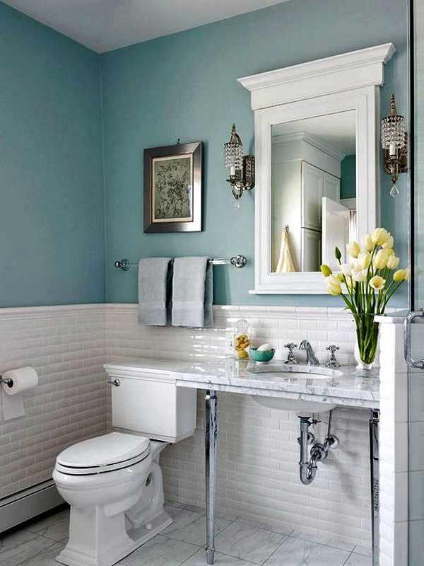 Ideas para cuartos de ba o peque os decoracion moderno for Cuartos de bano baratos