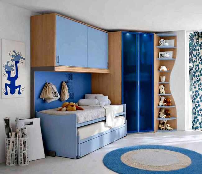 Decoracion de interiores habitaciones juveniles - Decoracion habitaciones pequenas juveniles ...