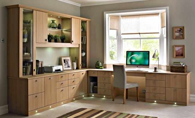 home office furniture ideas decoracion despachos en casa modernos mundodecoracion info 16536
