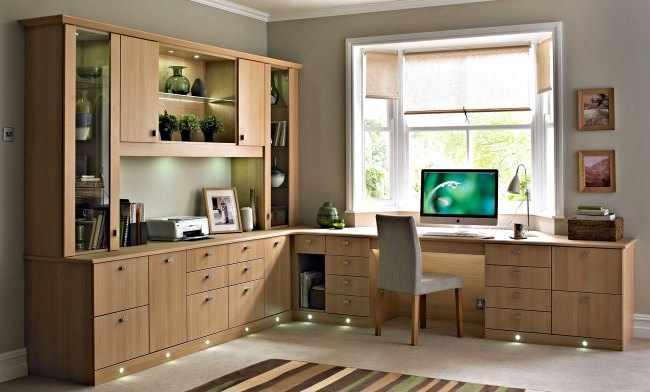 Decoracion despachos en casa modernos - Decoracion de despachos en casa ...