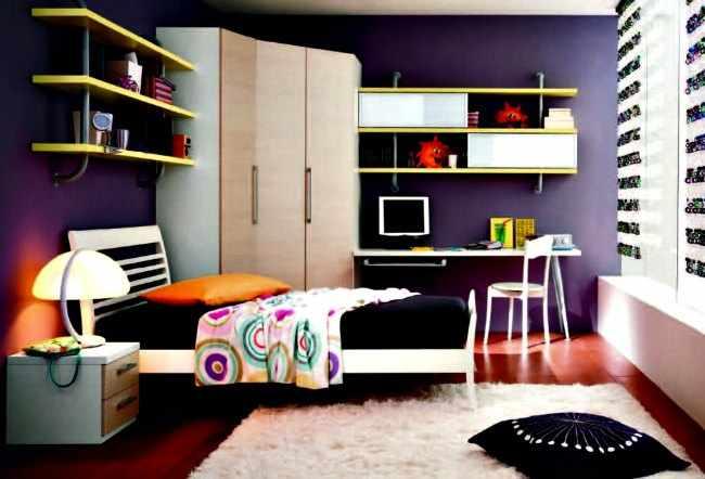 Decoracion de interiores habitaciones juveniles - Fotos de habitaciones juveniles modernas ...