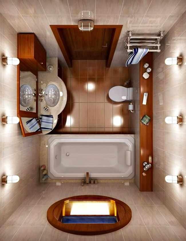 Ideas Baños Pequenos Diseno:Ideas para cuartos de baño pequeños – Decoracion – Moderno y