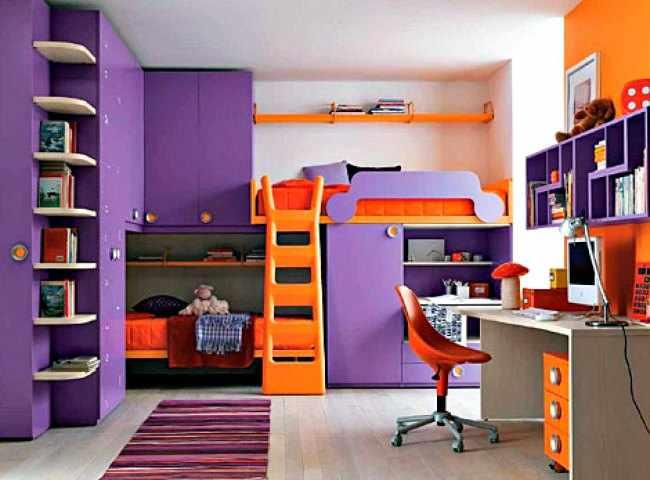 Decoracion de interiores habitaciones juveniles - Decoracion de interiores dormitorios ...
