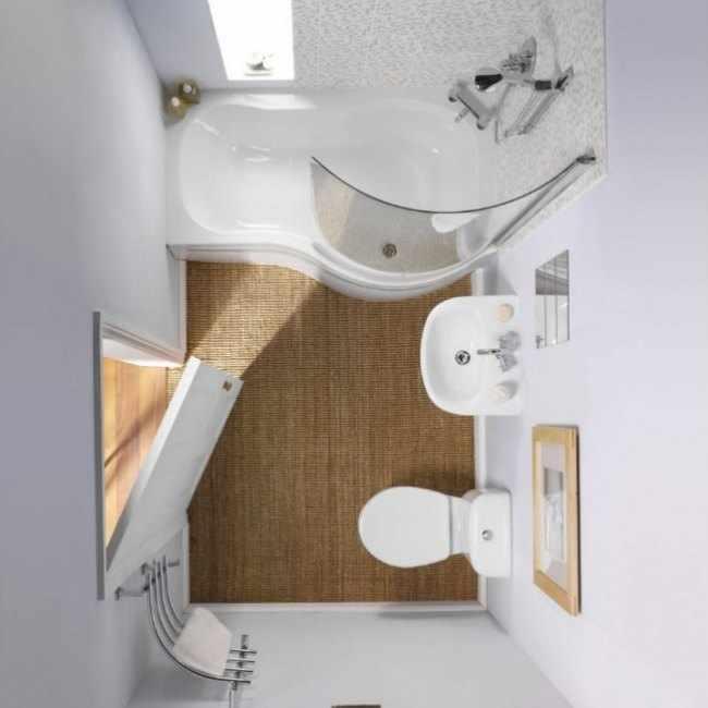 Ideas Para Cuartos De Bano Pequenos Decoracion Moderno Y Funcional - Fotos-de-aseos-pequeos