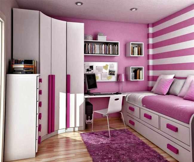 habitaciones juveniles ~ Pintar Habitaciones Juveniles Decoracion