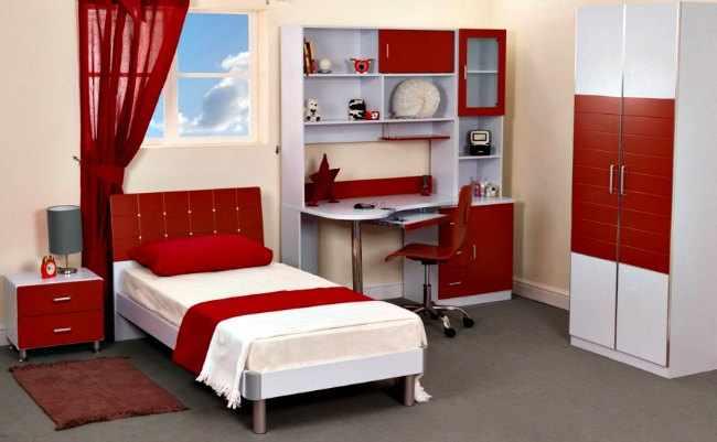 Decoracion de interiores habitaciones juveniles - Ideas decoracion habitacion juvenil ...