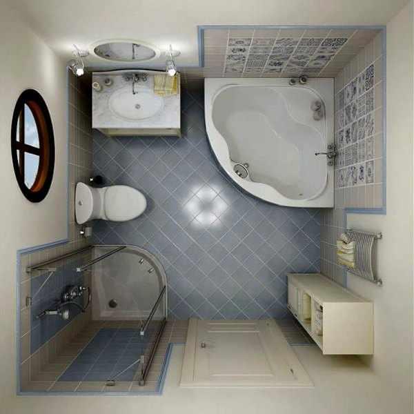 18 Tiles Ideas Para Reformar Ba Os Peque Os Of Cuartos De Bano ...