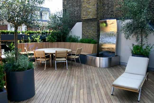 Decoracion Terrazas Pequenas Departamentos ~ Ideas para decorar terrazas peque?as  MundoDecoracion info