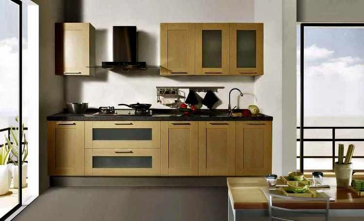 Dise o de interiores casas peque as muebles y decoracion for Diseno de interiores de cocinas pequenas modernas