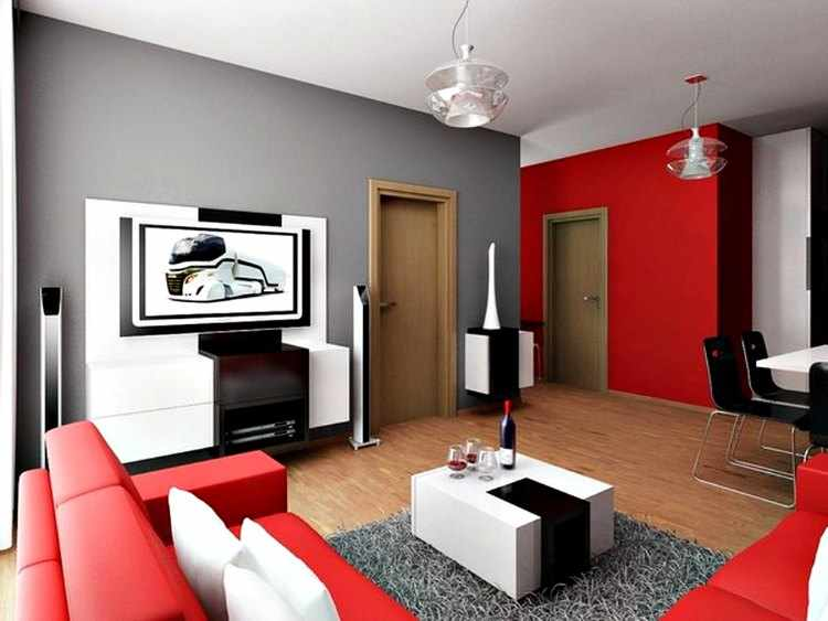 decoracion de interiores de casas pequeñas minimalistas