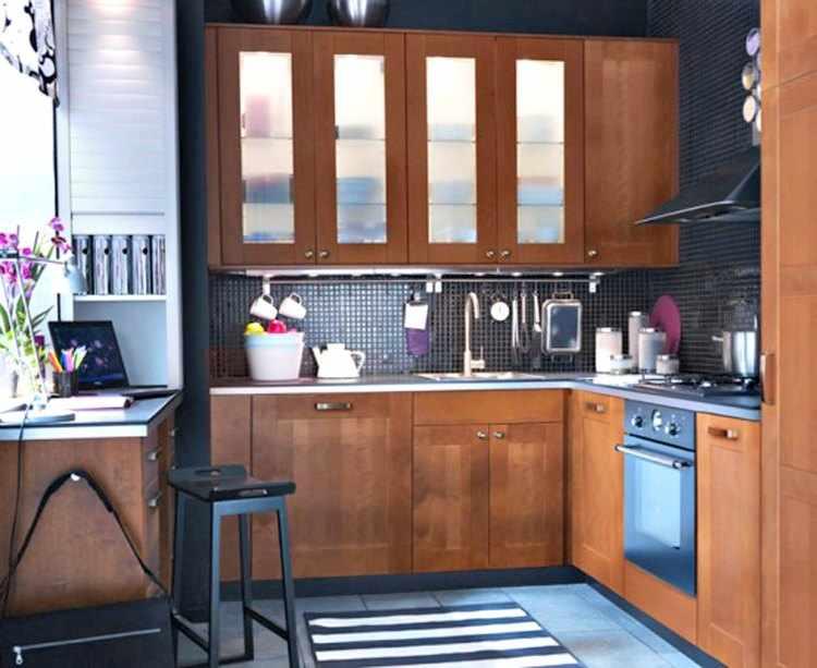 diseño de cocinas modernas pequeñas