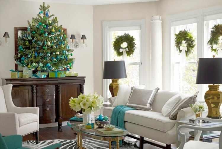 Decoracion de Navidad para la casa