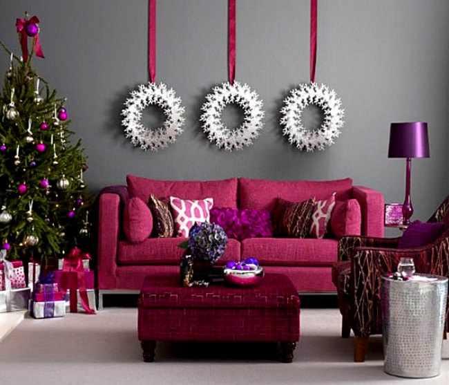 decoracion de casas para navidad
