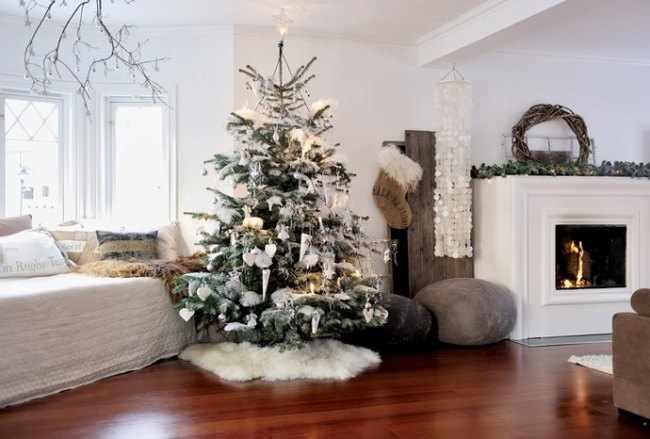 decoracion navideña para el hogar