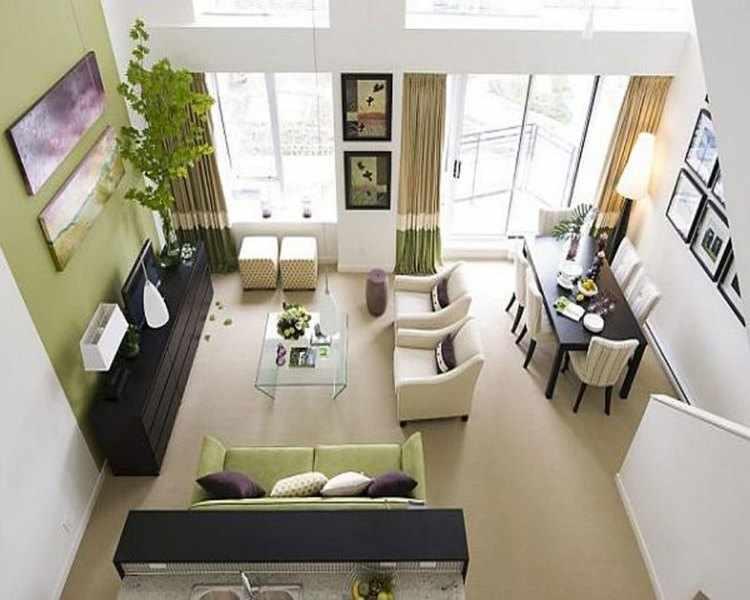 decorar salon comedor rectangular pequeo. muebles para la ...
