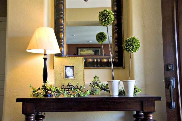 Decorar un recibidor peque o - Como decorar un hall ...