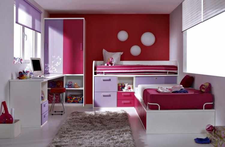 Ideas de decoracion un habitacion infantil