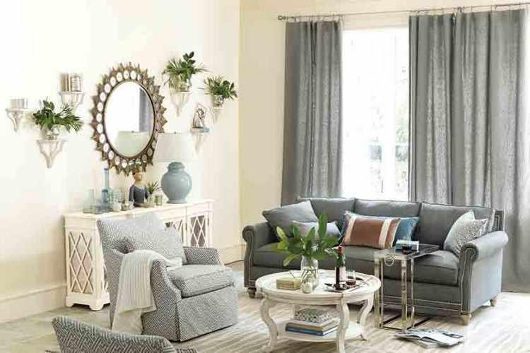 Decoracion invierno dando calor a nuestro hogar - Decoracion de salones pintura ...