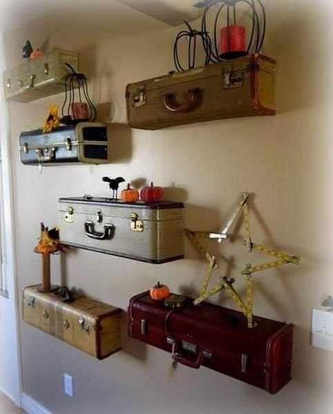 decoracion reciclaje interiores