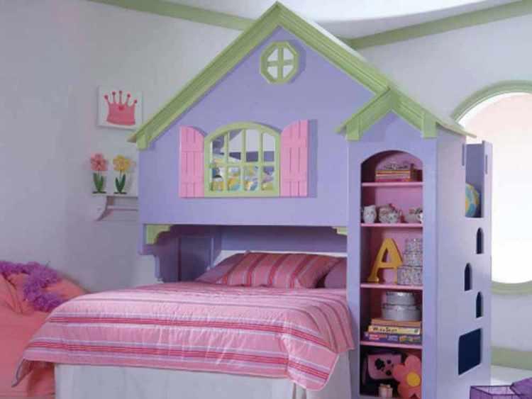 decorar habitacion infantil de niña