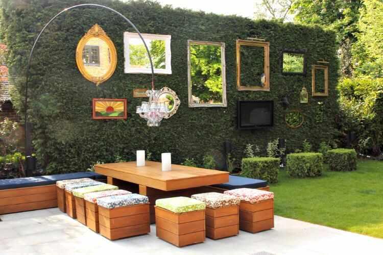 Mobiliario de jardin | MundoDecoracion.info