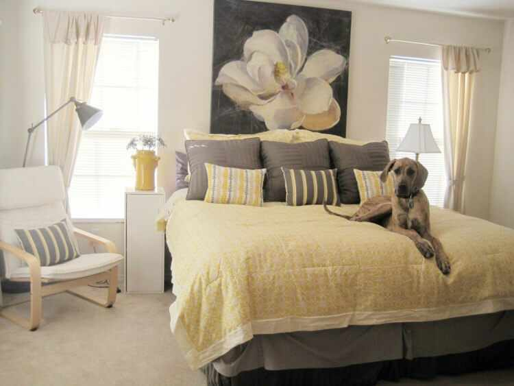 decoracion cama romantica habitacion matrimonio