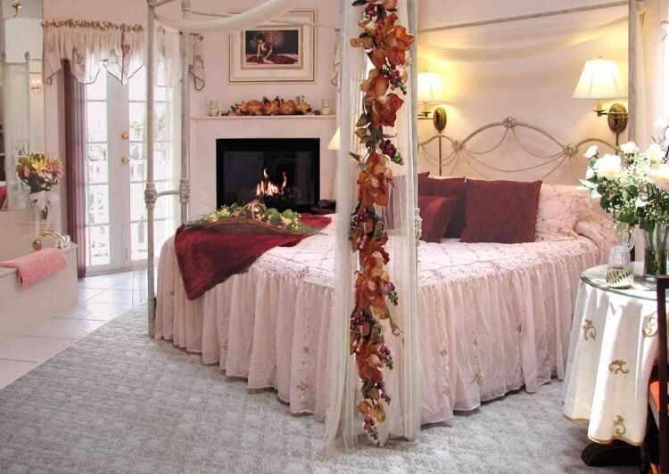 decoracion romantica habitacion