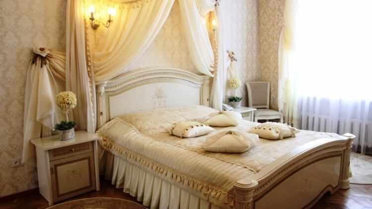decoracion romantica vintage