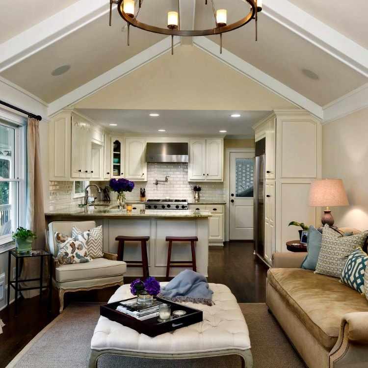 diseño de interiores para casas pequeñas