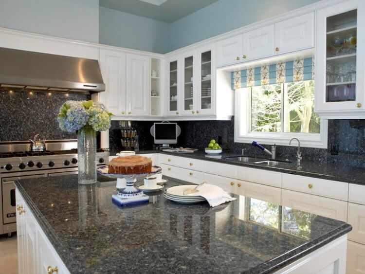 Tipos de encimeras para cocina - Marmol para cocinas ...