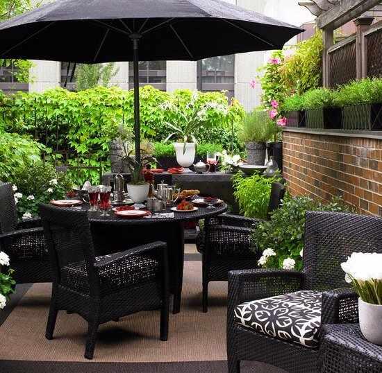 Mobiliario de jardin - Muebles jardin exterior ...