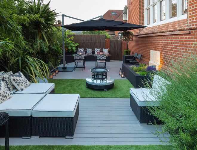 Mobiliario de jardin - Mobiliario para jardin ...