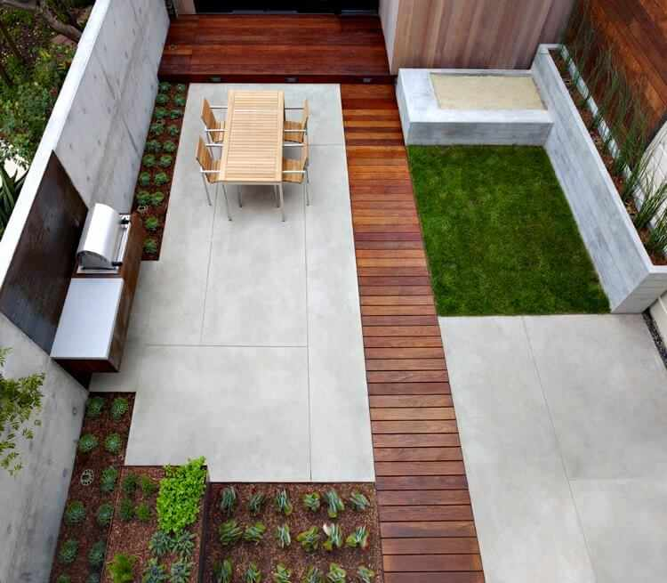 Decoracion de patios peque os for Decoracion de jardines interiores modernos