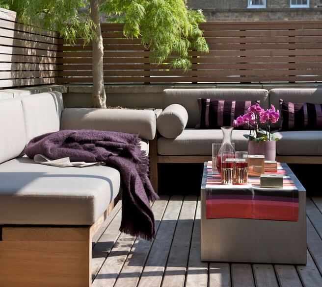 Mobiliario de jardin - Tiendas de muebles ...