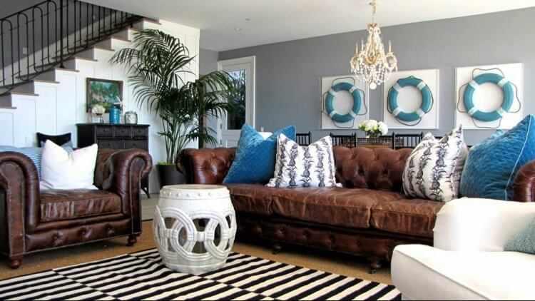 Decoracion de interiores apartamento de playa for Decoracion de apartamentos