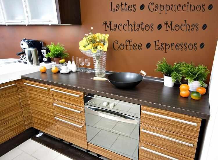 Decoraciones para cocina for Decoracion para cocinas integrales