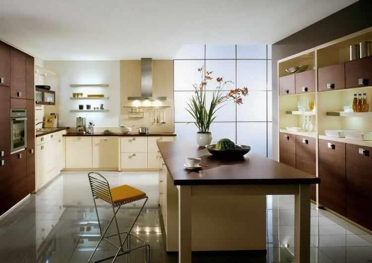 decoracion cocinas pequeñas modernas