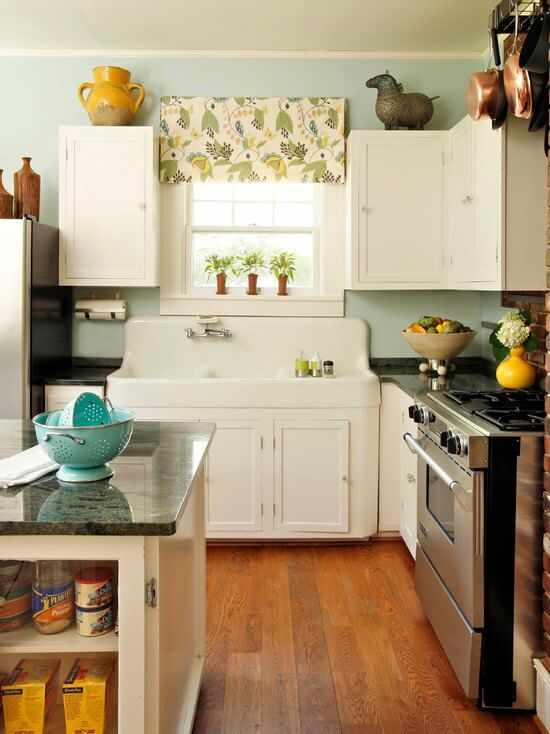 decoraciones de cocinas pequeñas