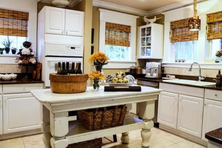 Decoraciones para cocina for Decoracion de cocinas rusticas modernas