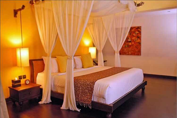 como decorar un dormitorio de matrimonio romantico