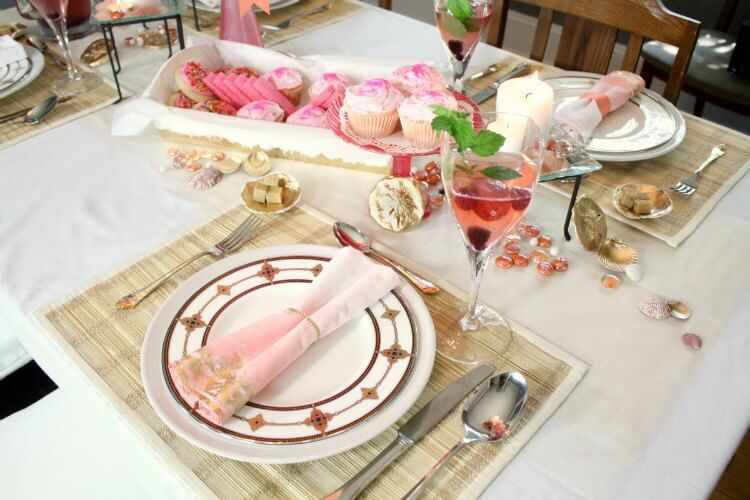 decorar mesas en verano