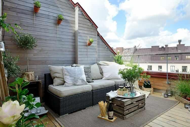 decorar terrazas urbanas