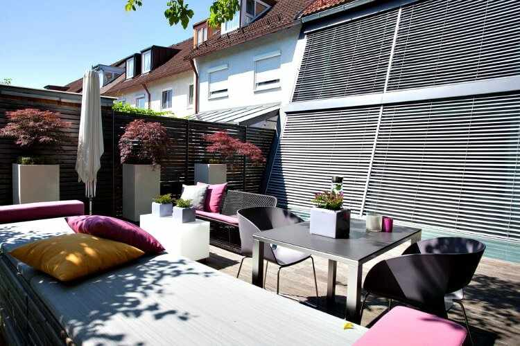 decorar terrazas