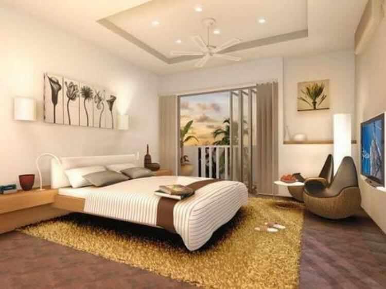Ideas para decorar un dormitorio de matrimonio for Decoracion habitacion matrimonio moderna