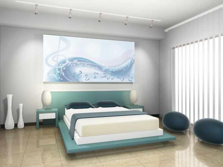 ideas para decorar un dormitorio matrimonial pequeño