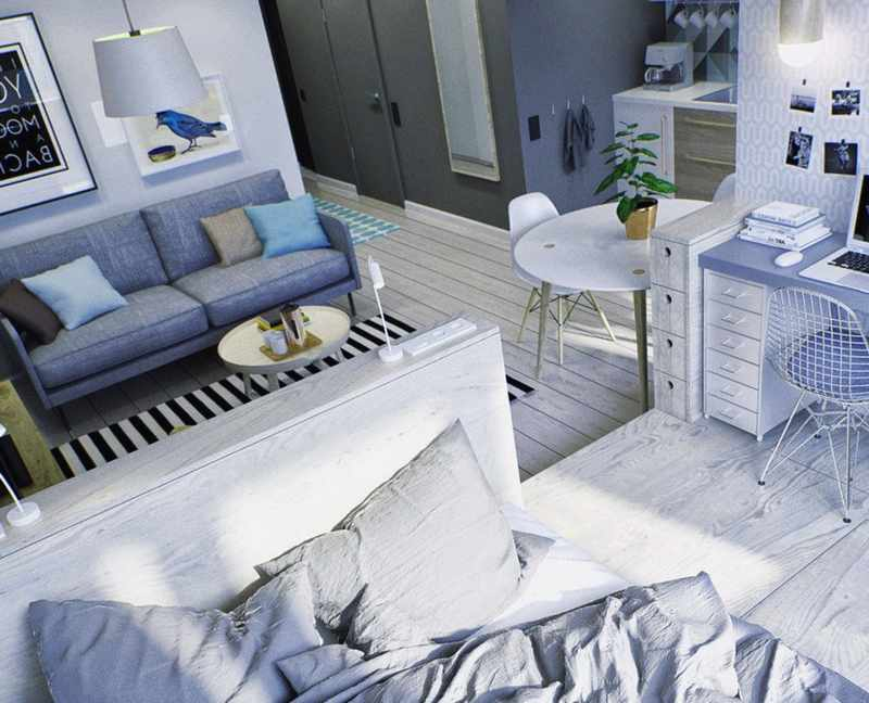 decoracion espacios pequeños