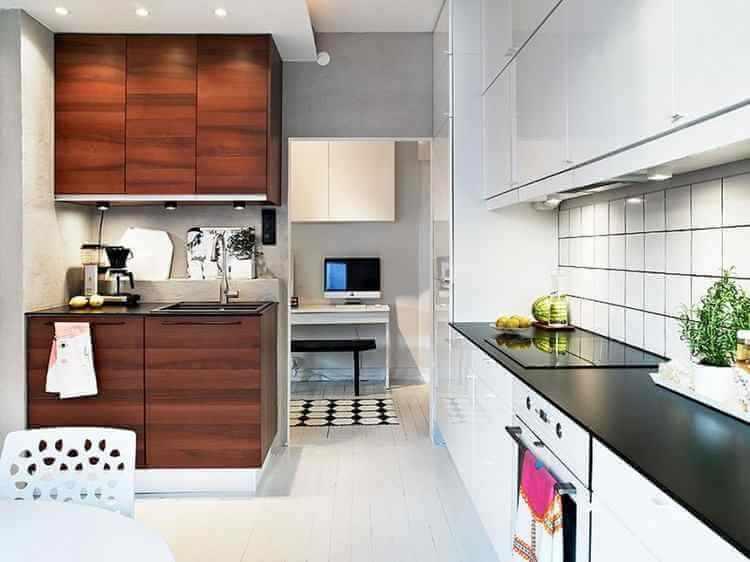 ➤ 25 Cocinas modernas pequeñas - Diseño y decoracion