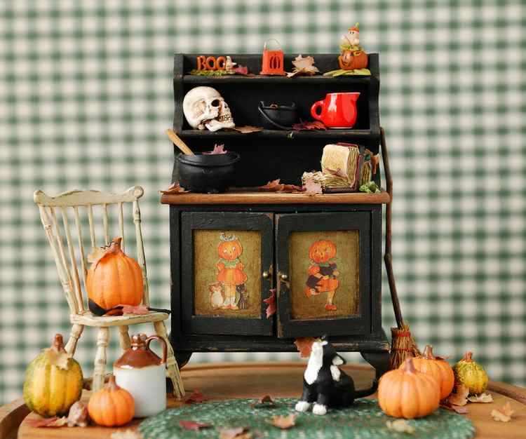 como hacer decoracion para halloween