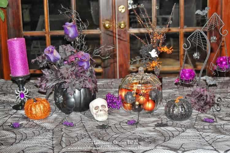 decoracion en halloween